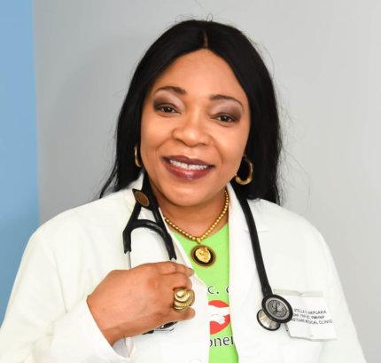 Dr. Stella O. Akpuaka